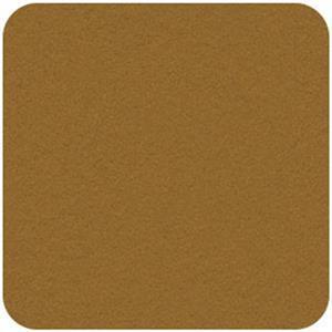 Felt Square in Gold 22.8x22.8cm (9x9