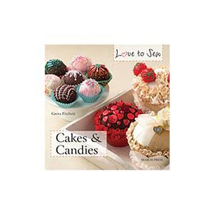 Love to Sew: Cakes & Candies by Margaret Fitchett Book