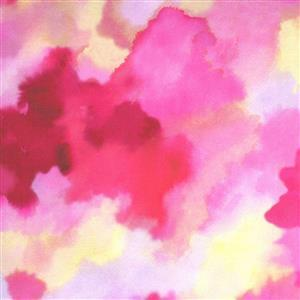 Moda Fanciful Forest in Pink Cloud Fabric 0.5m