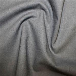 School Grey 100% Cotton 0.5m