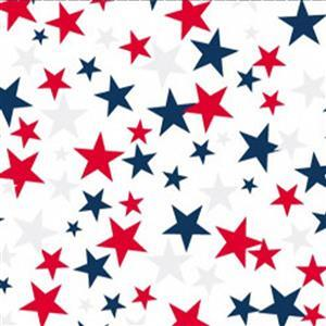 Red & Blue Star 108