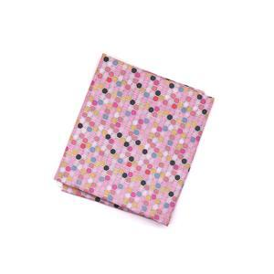 Country Roads Pink Hexagon Fabric 0.5m