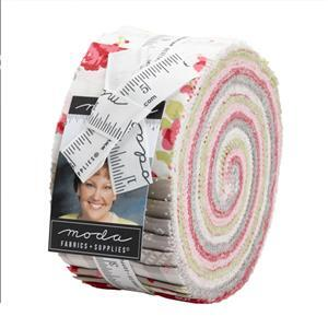 Moda Sophie Design Roll Pack 40 Pieces