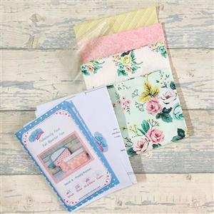 Living In Loveliness Fabulously Fast Fat Quarter Fun Issue 8 Riley Blake Option 5