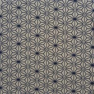 Yano in Sand Pixelation Fabric 0.5m