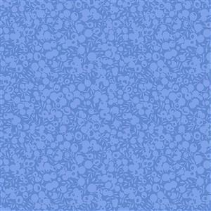 Liberty Wiltshire Shadow Collection Cornflower Fabric 0.5m