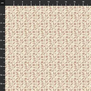 William Morris Granada in Rosehip Blush Fabric 0.5m