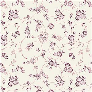 Liberty Lois Daisy in Pink Fabric from Winterbourne House Range 0.5m