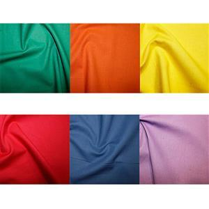 Primary and Secondary Colours Fabric Bundle (3m)