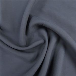 Shelly Challis Oxford Navy Viscose Fabric 0.5m