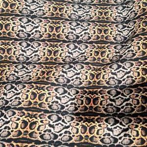 Animal Skins Leopard Fabric 0.5m