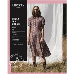 Liberty Lady's Bella Tea Dress Pattern 14-22