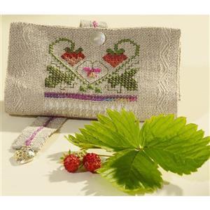 The Cross Stitch Guild Strawberry Needlesafe