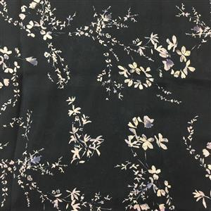 Gentle Beauty Viscose Challis Lawn Fabric 0.5m