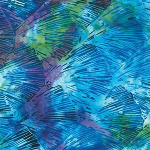 Candy Shoppe Tropical Leaf Fabric 0.5m
