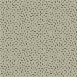Gradiente Clubs On Tan Fabric 0.5m