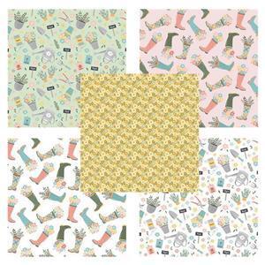 Wish For Rain Fabric Bundle (2.5m)