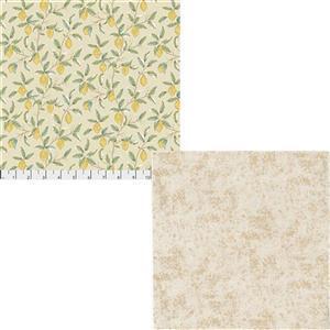 William Morris Orkney Lemon Tree Fabric Bundle (1m)