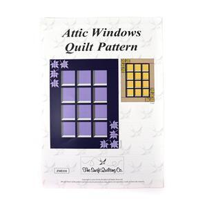 Emma Bradford's Attic Window Pattern