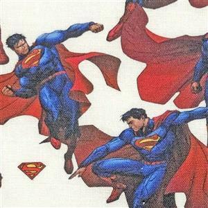 Superman Fabric 0.5m