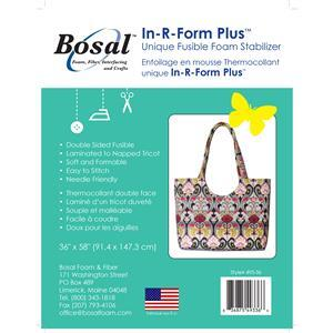 Bosal In R Form Fusible In White Double-Sided 150cm wide (0.5m)