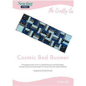 The Crafty Co's Cosmic Runner Instructions