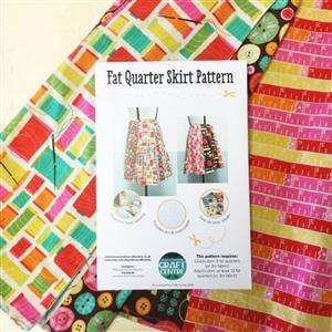 Katharine Wrights Fat Quarter Skirt Pattern