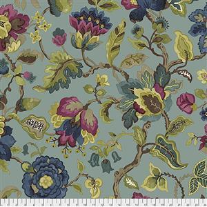 Sanderson Large Amanpuri in Garden Fabric from Cashmere Range 0.5m