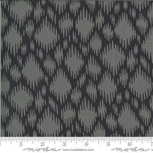 Moda Winkipop Charcoal Diamond Fabric 0.5m