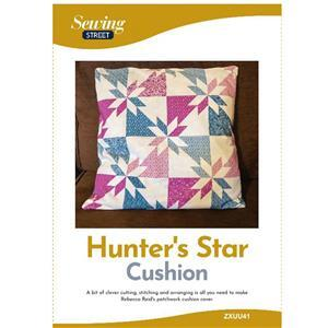 Hunters Star Cushion Instructions